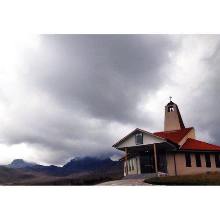 Teleferico Quito : Iglesia La Dolorosa