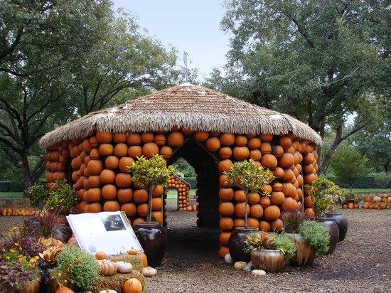Arboretum et jardin botanique de Dallas : Dallas Arboretum and Botanical Garden. Dallas, Texas.