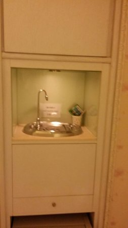 Free An Hotel: With hot water supply in the room