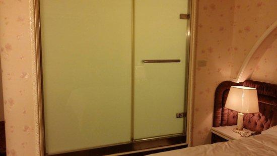Free An Hotel: The bathroom is big
