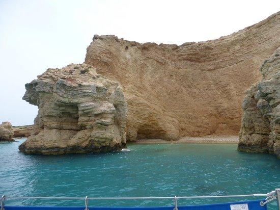 Ciudad de Naxos, Grecia: Cove