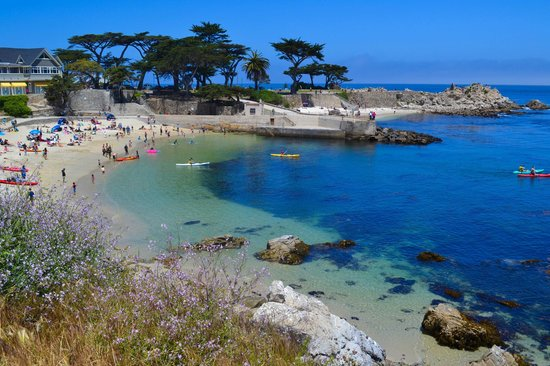 Point Beautiful Beach S Pacific Grove