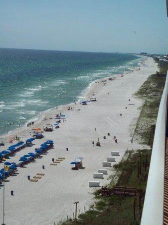 Splash Resort Condominiums Panama City Beach: Beautiful Beach
