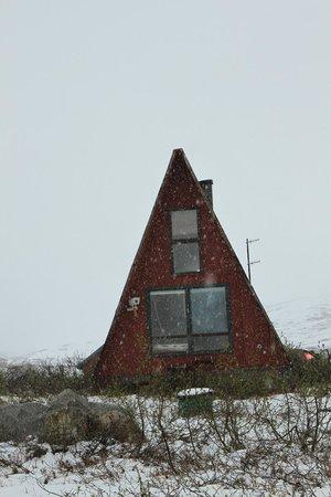 Hatcher Pass Lodge: Lodging unit