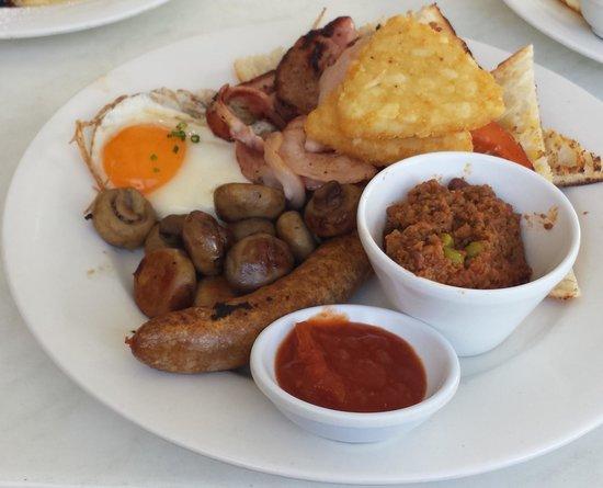 Aromas On Sea: Big Breakfast