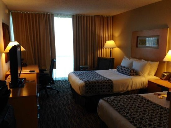 Crowne Plaza San Francisco Airport : Room