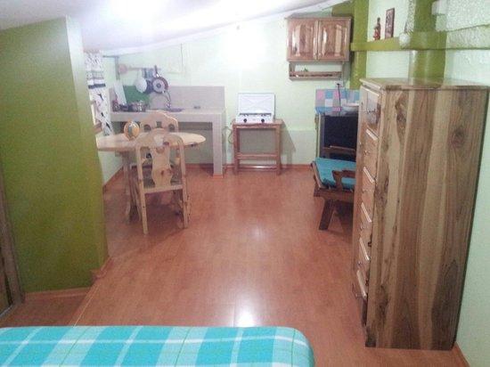 La Casa Cuencana: Muy cómodo