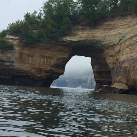 Paddling Michigan/Uncle Ducky Outdoors : Arch or Lovers Leap