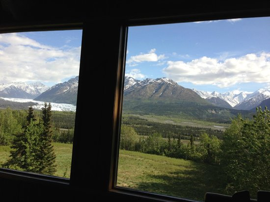 Long Rifle Lodge : view from the window