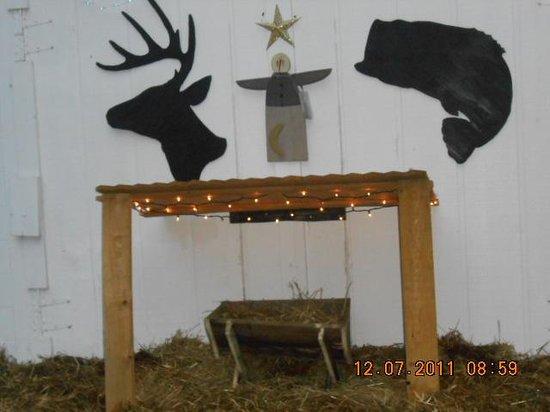 Country Boys Family Restaurant: christmas 2013
