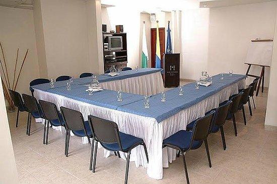 Mediterraneo Hotel Medellin: Salón de Eventos Hotel Mediterráneo Medellín