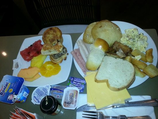 Country Inn & Suites by Radisson, Panama Canal, Panama: Breakfast 3