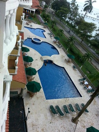 Country Inn & Suites By Carlson, Panama Canal, Panama : View from room 2