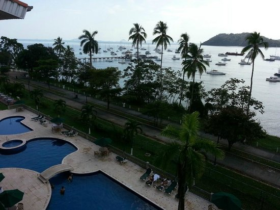 Country Inn & Suites by Radisson, Panama Canal, Panama: view from room 6