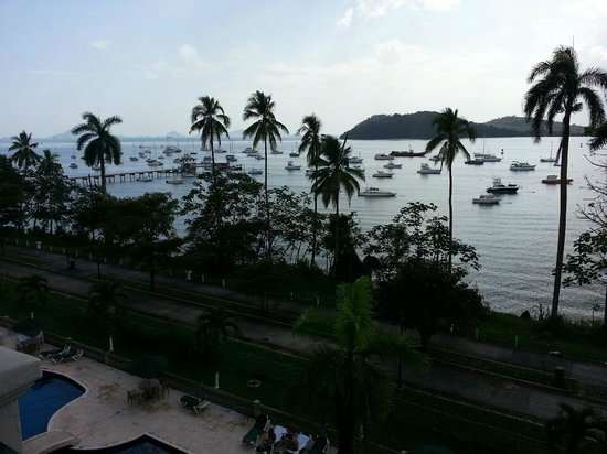 Country Inn & Suites By Carlson, Panama Canal, Panama : view from room 5