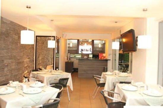 Mediterraneo Hotel Medellin: Restaurante Hotel Mediterráneo Medellín