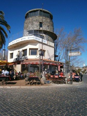 El Torreon : Torre panorámica del restaurante El Torreón
