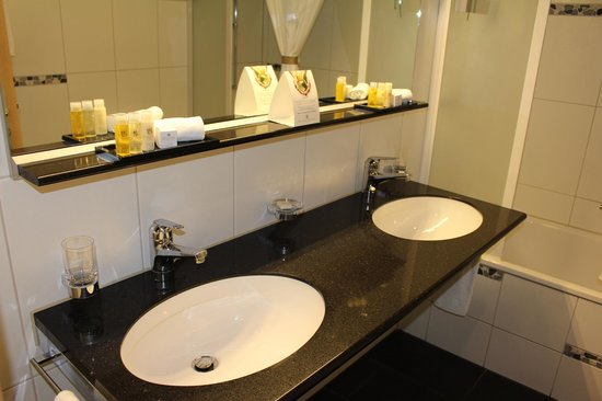 Hotel Krone Unterstrass: Double Sink