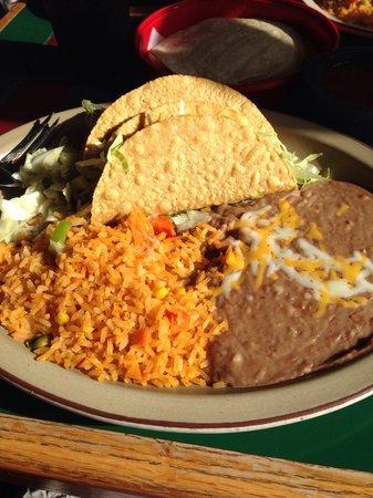 El Puerto de Angeles: Tacos