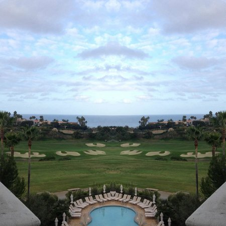 Monarch Beach Resort: Pacific Ocean