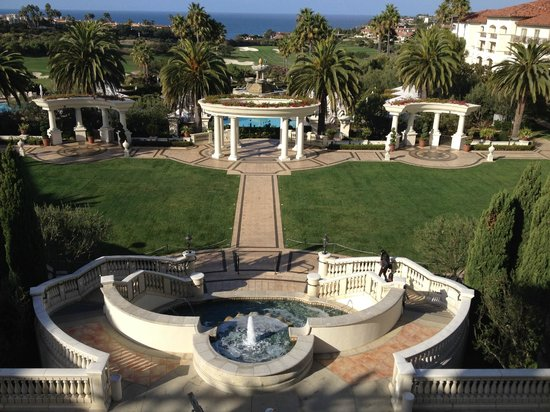 Monarch Beach Resort: Gorgeous Grounds