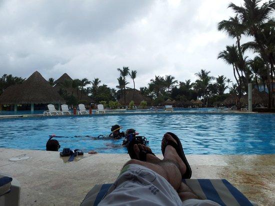 Dressel Divers Bayahibe : piscina Iberostar