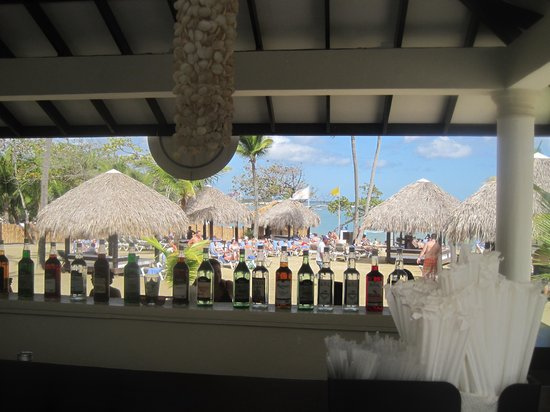 Cofresi Palm Beach & Spa Resort: Beach bar