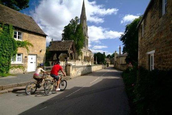 Alice In Wonderland Tours Oxford England