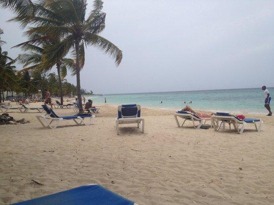 ClubHotel Riu Ocho Rios : Beautiful beach