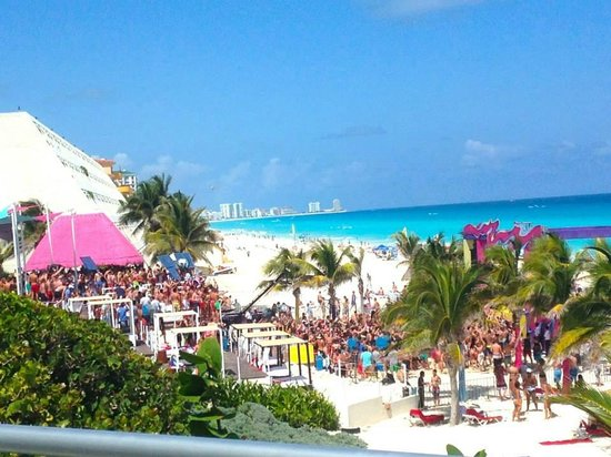 Grand Oasis Cancun - All Inclusive: MTV com afrojack 2