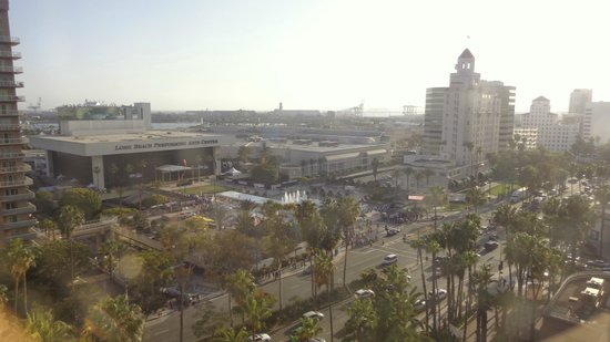 The Westin Long Beach: Room view from 12 floor