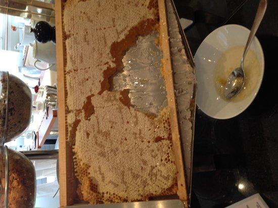 Hotel Mercure Muenchen Altstadt : Fresh honeycomb