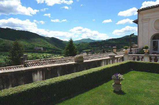 Palazzo Leti Residenza D'Epoca: View from Garden