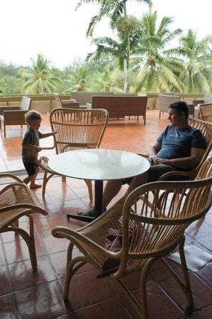 Holiday Inn Resort Vanuatu: Lobby lounge