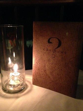 The Restaurant at Hotel Wailea: Menu