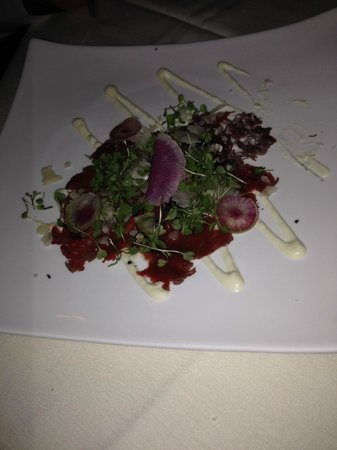 The Restaurant at Hotel Wailea: Appetiser