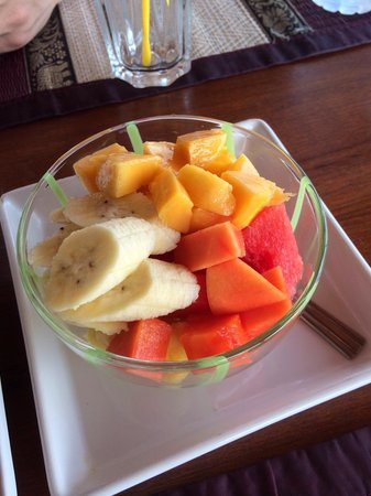 pomelo fruit healthy breakfast fruit salad