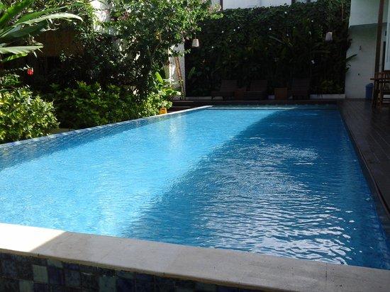 Arana Suite Hotel : Swimming pool