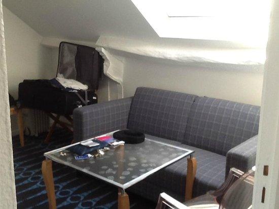 Hotel Lorette - Astotel : living