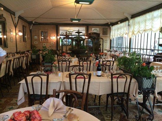 parc du chateau de versailles restaurant