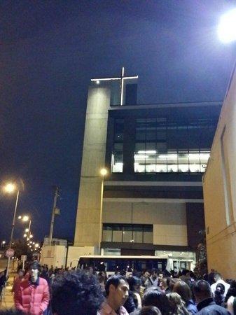 Iglesia El lugar de Su Presencia