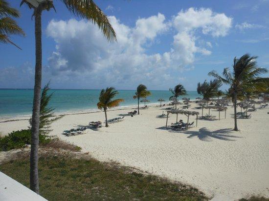 Viva Wyndham Fortuna Beach : from the balcony