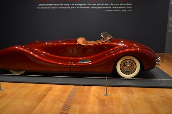 High Museum of Art : 1947 Norman Timbs Special
