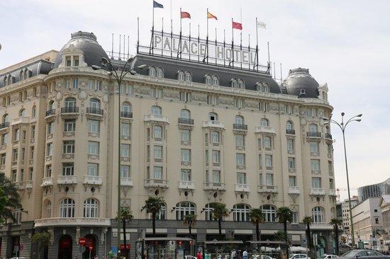 The Westin Palace Madrid: Hotel