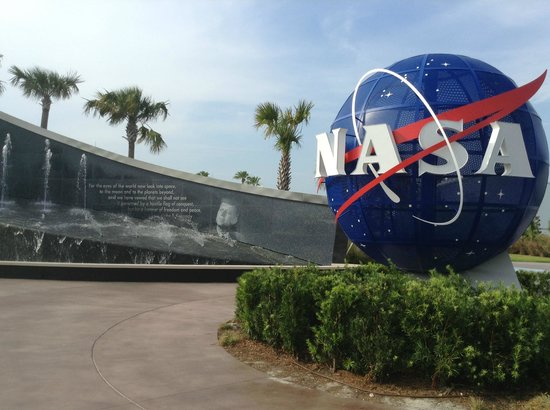 NASA Kennedy Space Center Visitor Complex: The dream begins