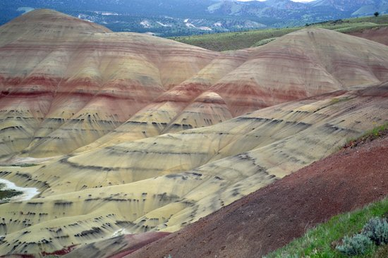 John Day Fossil Beds National Monument : Painted Hills