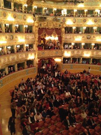 Teatro La Fenice: Hall