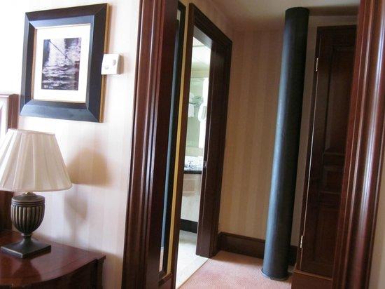 Hilton Molino Stucky Venice Hotel: Foyer