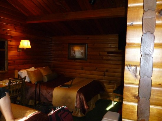 Antler Inn : two bed room