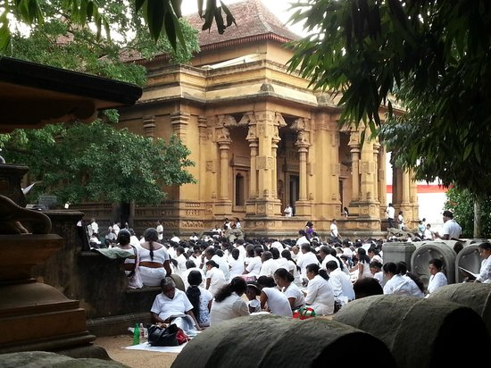 Kelaniya Raja Maha Vihara: Kalaniya Raja Maha Viharaya